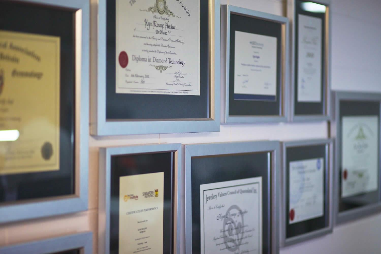 Symmetry Jewellery Valuation Specialists | Gold Coast