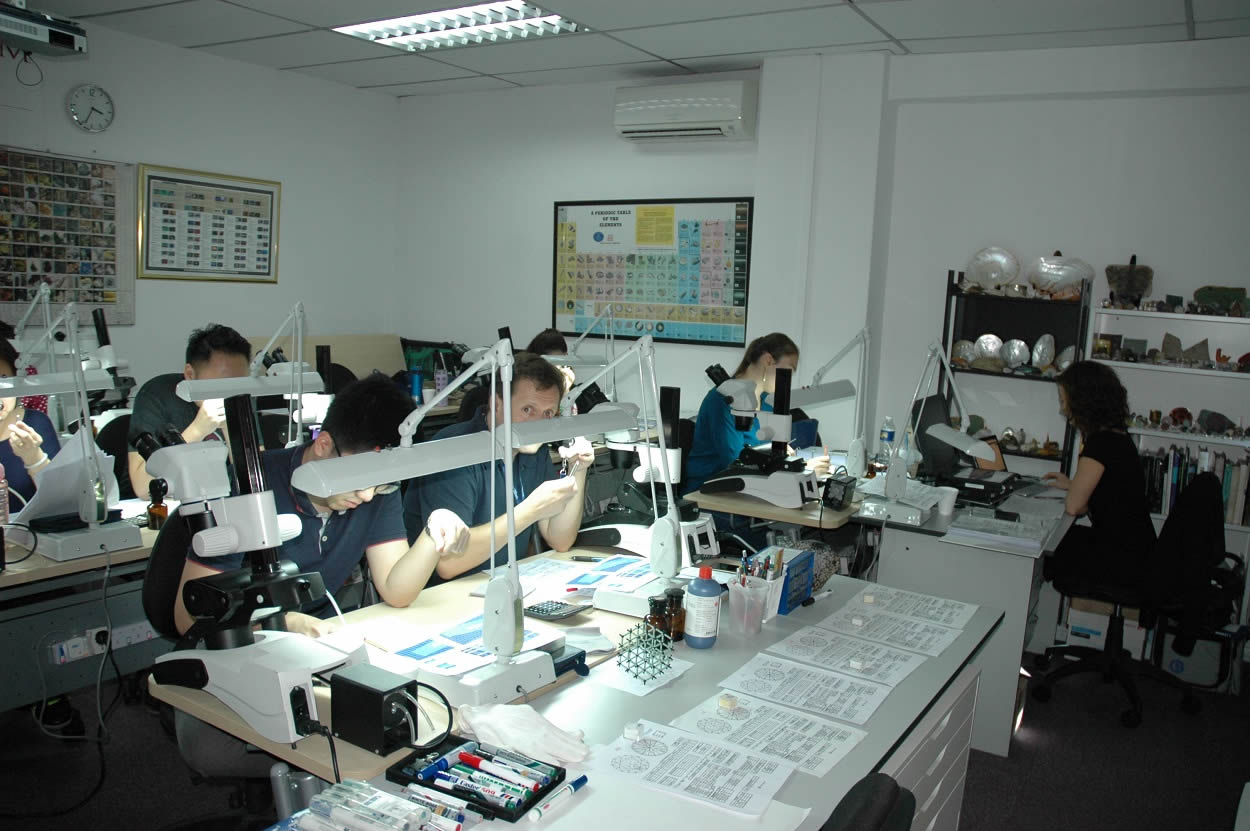 far east gemological laboratory  singapore