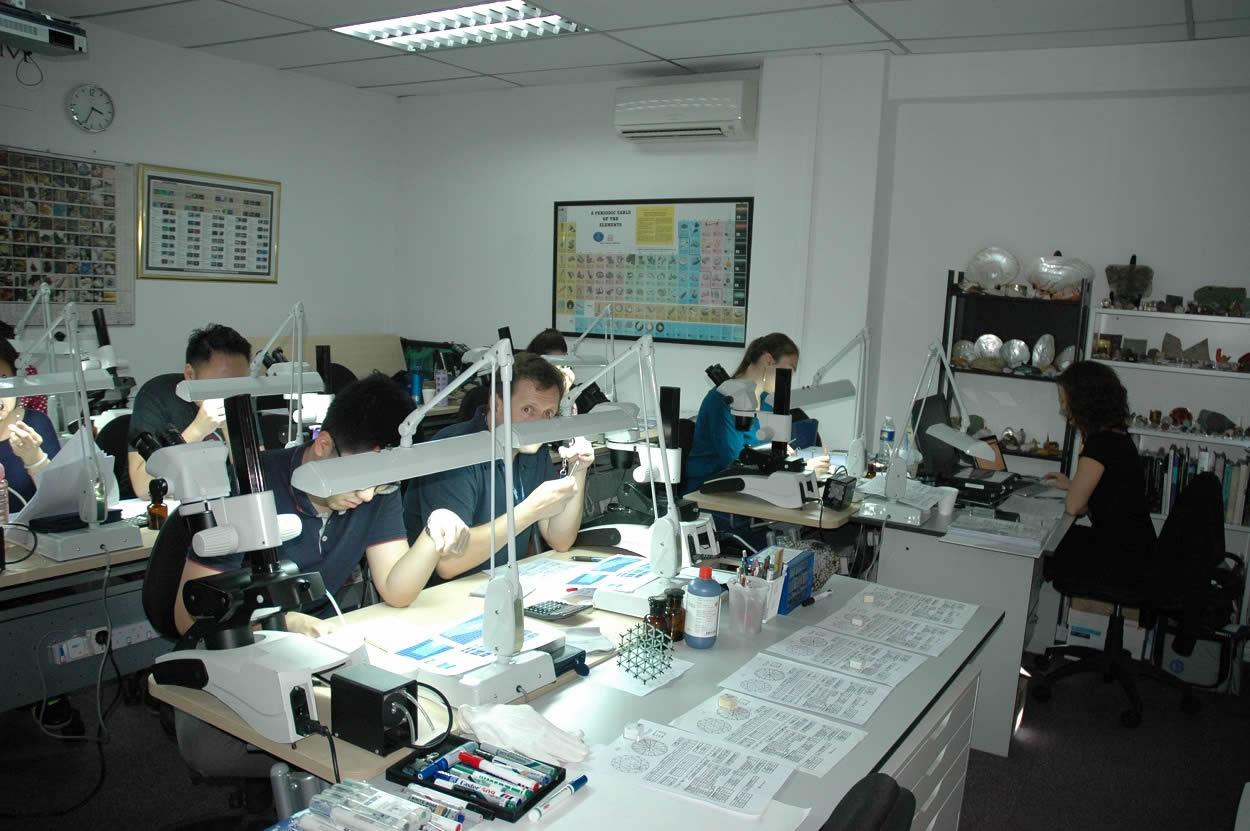 far east gemological laboratory  singapore
